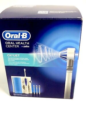 BRAUN Oral-B OXYJET Oral Interdental Dental Flosser Irrigator MD20 *BRAND NEW*