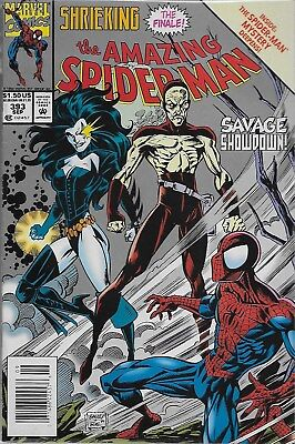The Amazing Spider-Man (Vol.1) No.393 / 1994 J.M. DeMatteis & Mark Bagley