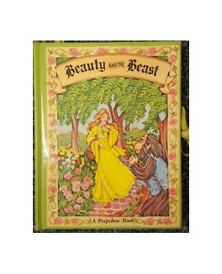 Beauty and the Beast (Peepshow Books) by Perrault, Charles Hardback Book The