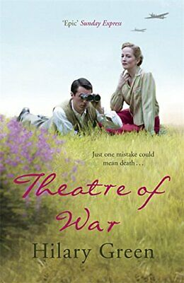 Theatre of War (Follies 3) by Green, Hilary Paperback Book The Cheap Fast Free