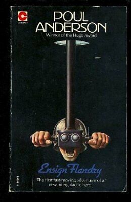 Ensign Flandry (Coronet Books) by Anderson, Poul Paperback Book The Cheap Fast