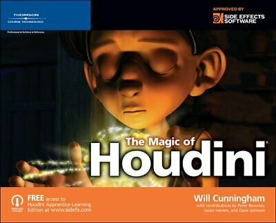 The Magic of Houdini by Cunningham, William Paperback Book The Cheap Fast Free