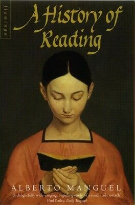 A History of Reading (Paperback), Manguel, Alberto, 9780006546818