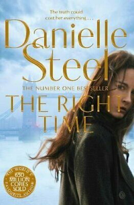 The Right Time by Steel, Danielle Book The Cheap Fast Free Post