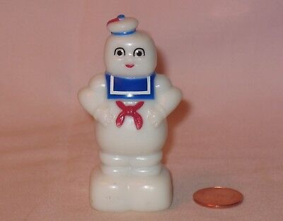 1987 Stay Puft Marshmallow Man Hard Plastic Pencil Sharpener