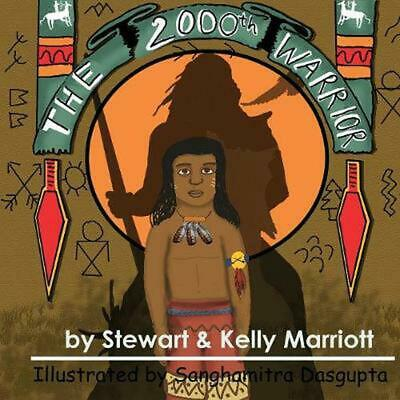 The 2000th Warrior: A Journey of Faith by Russell S. Marriott Paperback Book Fre