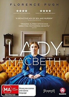 Lady Macbeth [New DVD] Australia - Import, PAL Region 0