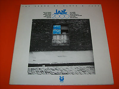 Various - Jazz 2000 Vol. 2 - The Sound Of Blues And Jazz - FOC - LP [VG]