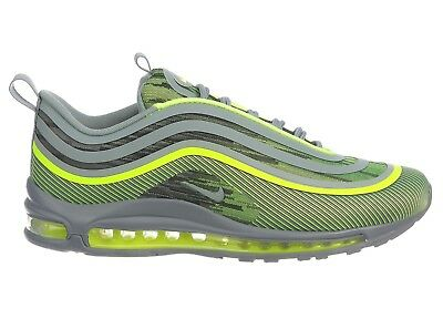 super popular d2798 b7708 Nike Air Max 97 UL  17 Mens 918356-701 Volt Mica Green Running Shoes