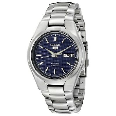 Seiko Men's SNK603 Automatic Stainless Steel Watch