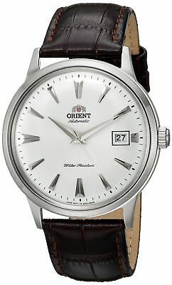 Orient Men's '2nd Gen. Bambino Ver. 1' Japanese Automatic Stainless Steel and...