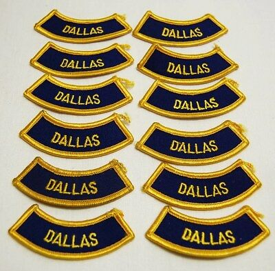 8637d64701a LOT OF 6   Sew On Jacket Hat Patch Patches Military Army Navy Marine ...