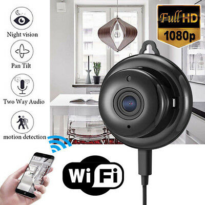 1080P Wireless WIFI IP Camera HD Smart Home Security Camera Night Vision Newly