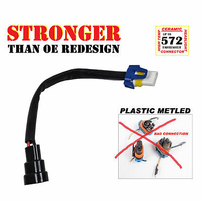 For H10 9005 9006 New Universal Adapter Wiring Harness for Headlights Fog Light