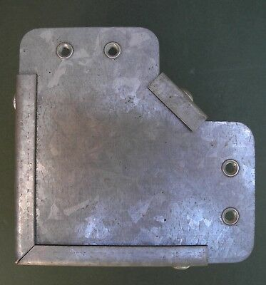 Legrand or Similar 75mmx75mm Steel Trunking Internal / External  Angle 45°Cover