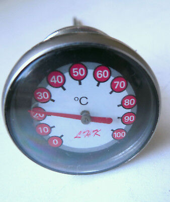 Ölthermometer Direktmessung Honda 125 ccm and more