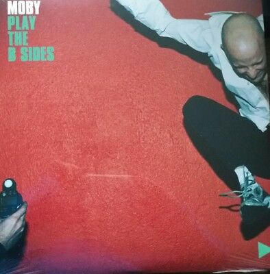 "Moby  ""Play The B Sides"" 2x12"" * IDIOT62LP2 / Limited Edition, Reissue, Red"