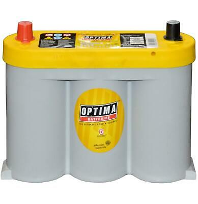 Optima YellowTop YT 6V 2,1 - 6V 55Ah AGM Batterie Schlepper Oldtimer Auto