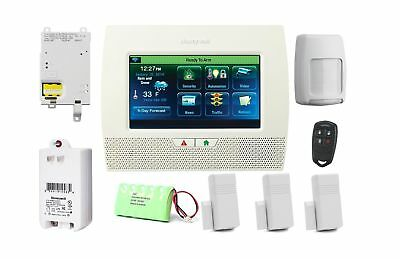 Honeywell Lynx Touch L7000 GSM Security Alarm Package with 3GL Cellular Commu...