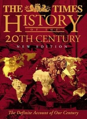 The Times History of the 20th Century by Overy, Richard Hardback Book The Cheap