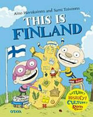 This is Finland by Witesman, Owen F. Hardback Book The Cheap Fast Free Post