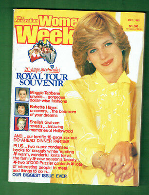 #ww.    #2.  Four Lady Diana Womens Weekly's Magazines And Woman's Day Special