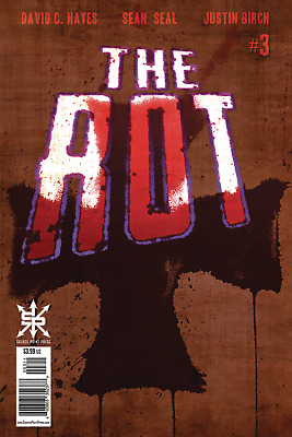 The Rot #3 (of 3) Comic Book 2018 - Source Point Press
