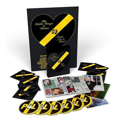The Public Image Is Rotten - Songs From The Heart (NEW CD BOXSET) PiL