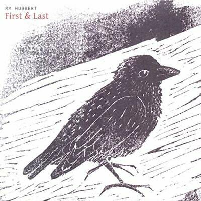 RM Hubbert - First & Last - RM Hubbert CD CUVG The Cheap Fast Free Post The