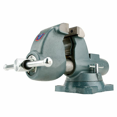 Wilton Pipe & Bench Vise-4 1/2in Jaw Width #10225