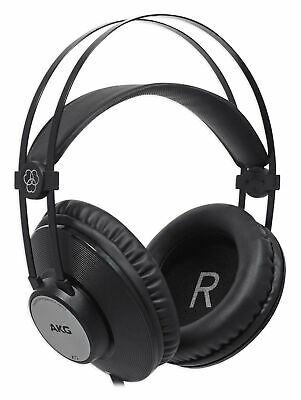 AKG K72 Closed-back Stereo Studio Recording Headphones w/ 40MM Drivers