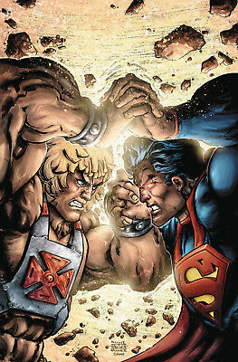 Injustice Vs The Masters Of The Universe #2 (Of 6) (Rebirth) - 8/15/18