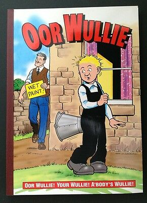OOR WULLIE ANNUAL 2000 - Retro Comic Annual - Good Condition *