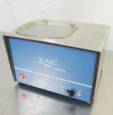 R150990 E/MC RAI Ultrasonic Cleaner Model 250