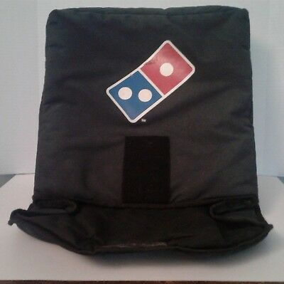 Domino's Pizza Bag New Logo Carry Out Food Keep It Hot !