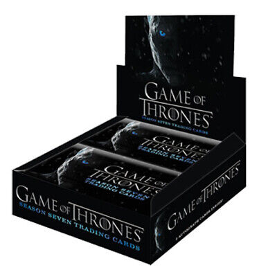 Game of Thrones Season 7 Factory Sealed Trading Card Box