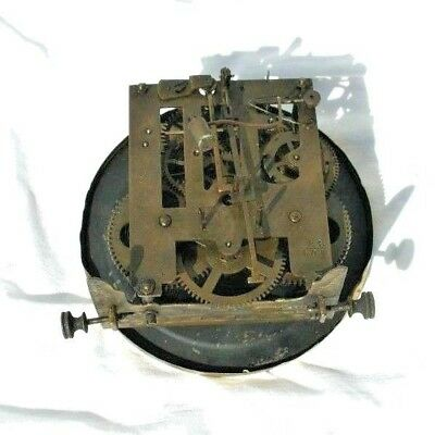 Antique Schlenker & Kienzle Mantel/Wall Clock  Movement & Face, Spares/Repair