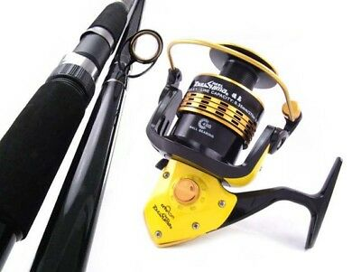 SARATOGA 16'0 15kg Big Surf XL Beach Spinning Fishing Rod and Reel Combo PRESALE