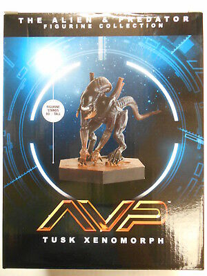 "Alien & Predator Figurine Collection #40 ""avp: Tusk Xenomorph"" (Eaglemoss)"