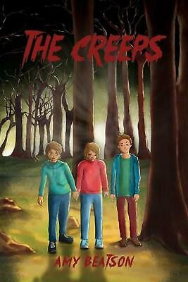 Creeps by Amy Beatson Paperback Book Free Shipping!