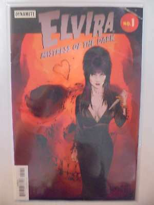 Elvira Mistress of the Dark #1 E Cover Dynamite NM Comics Book