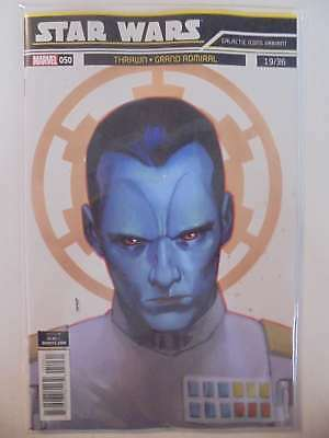 Star Wars #50 Galactic Icons Thrawn Marvel NM Comics Book
