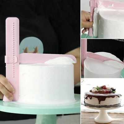 Creative Cake Smoother Tools Cooking Cake Decorating Pastry Fondant Accessories
