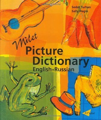 Milet Picture Dictionary (russian-english) (Milet Pi... by Hagin, Sally Hardback