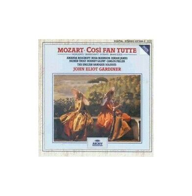 Mozart - Cos� fan tutte - Highlights -  CD 72VG The Cheap Fast Free Post The
