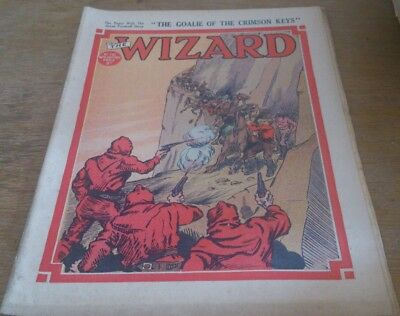 The Wizard, 20/11/37