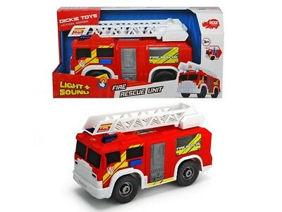 Dickie Toys 203306000 - Fire Rescue Unit - Neu