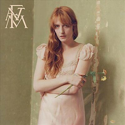 CD Florence + The Machine - High As Hope