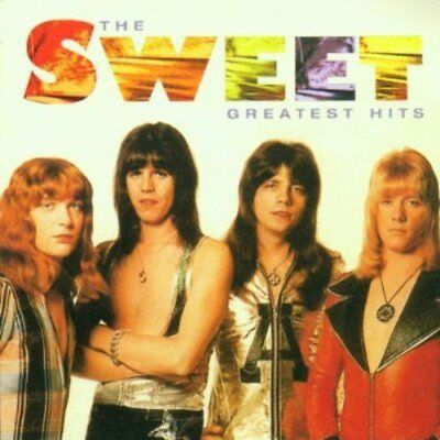 The Sweet Greatest Hits Cd Album (Very Best Of / Collection)