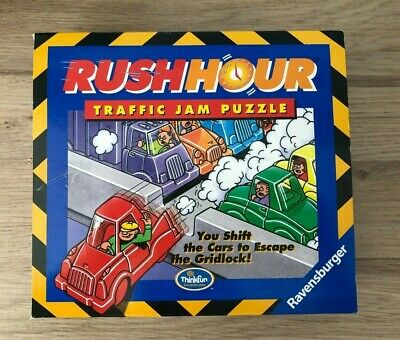 Rush Hour - Traffic Jam Game - Thinkfun - Replacement Pieces Parts Spares